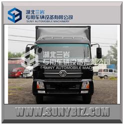 Dongfeng 4x2 cargo truck/cargo box/dry cargo box truck van