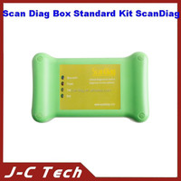 Excellent function for ECU diagnosis Scan Diag Box Standard Kit ScanDiag hot sale with top quality