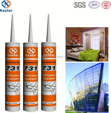 Made in China single component acetoxy cure super glue