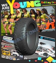 235/45r17 semi di pneumatici slick da corsa/205/40/17 waystone zestino rs/car tires semi slick
