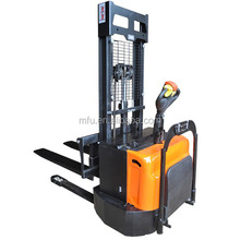 MFU Curtis controller brand new 1.5 ton full electric battery operated forklift