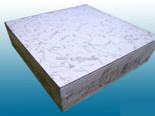 Made in China PVC sealed calcium sulphate panel anti-static raised floor for date center rooms