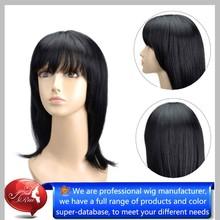 Hot Selling Top Quality Fashionable full lace dreadlock wig,kanekalon braiding hair,x pression braid hair kanekalon