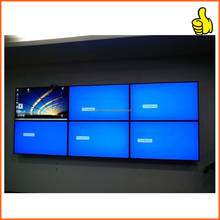 Competitive price 46inches Widely-used lcd advertising display led video wall with own software