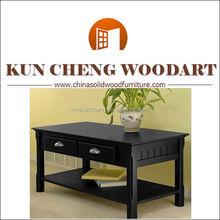 Lounge coffe table and salon furniture/birch coffee table