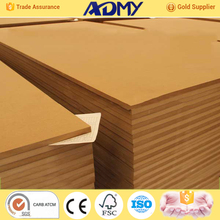 2015 ADMY wholesale cheap cheep price mdf timber factory price list