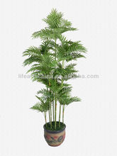 artificial palm tree, artificial plant, 220cm palm tree with new look and real touch