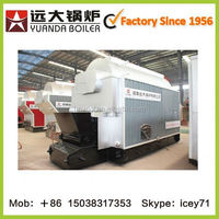 Safe and Green top class dhl coal fired steam boile