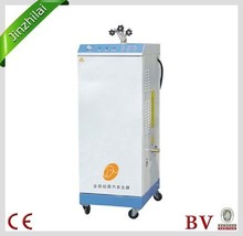 Effective automatic steam-generator for laundry