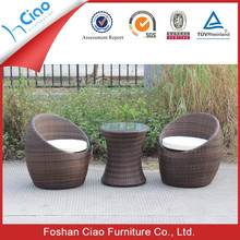 New arrival royal extra outdoor patio furniture large sofas