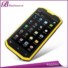 5.5inch Qualcomm MSM8916 RAM 1GB ROM 8G Android 4.4. Quad Core ip68 waterproof 4G LTE rugged phone industrial