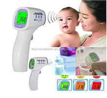 Digital LCD Display Baby Thermometer with Green/Orange/Red Backlight