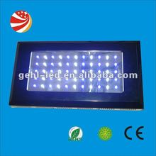 2012 New invention and high performance fish tank led dimmer 120w aquarium light for reef coral