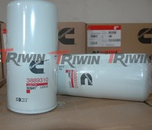 diesel engine lubricating oil filter price Full flow Spin on manufacture 3889310 LF670 auto ractor engine parts cheap for sale