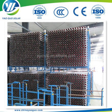 Solar Vacuum Tube for Solar Collector,Own Vacuum Tube Production Line, evacuated tube solar collector