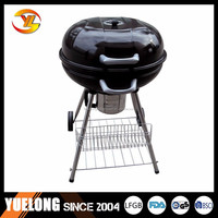 22.5'' Kettle BBQ with Hanging basket
