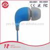 2015 factory price sports earphone mp3 player