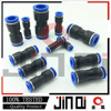 made in china 6mm compression fitting quick connect plastic connector