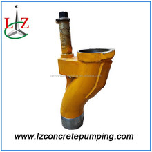 Putzmeister S valve hunan manufacture pumping machine spare parts