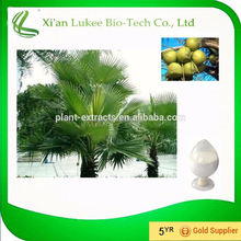 GMP Natural High Quality Saw Palmetto Extract/Saw Palmetto Extract Powder/Fatty acid