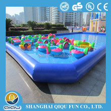 High quality Swim pool hand paddle boat , electric paddle boat for water park