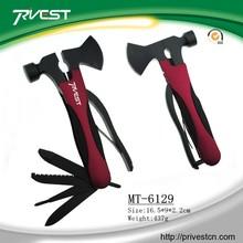 Promotional Black Powder Finish Multi Tool Steel Ball-peen Hammer