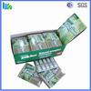 Stevia mints mastic gum