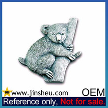 High Quality Bespoke Animal Design Metal Clutch Lapel Pin Collection