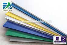 China specialized in producing double wall polypropylene sheets