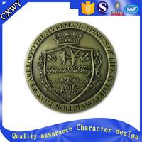 custom metal pin badges maker