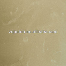low price cheap beige artificial marble slabs/tiles for bedroom/bathroom/kitchen/toilet use