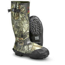 Patent licensing Camo Neoprene Shoes boots rubber rain boots for hunting and fishing