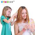 2015 nuevos adornos para el pelo de retorcimiento de pelo para el cabello