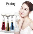 2015 nuevo producto de la llegada Pobling eléctrica cepillo Facial / Facial Pobling limpiador de la máquina