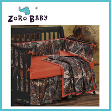 New Design Fashionable Baby Crib Bedding Sets With 100% Cotton