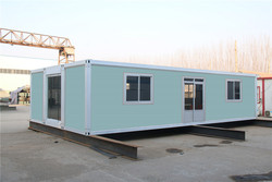 manufacturing easy and practical smart design 40ft container module house