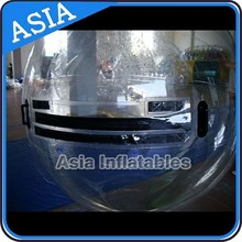 Good Quality Transparent Inflatable Aqua Walking Ball with Water Pool for Kids and Adults