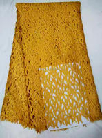 new stlye african cord lace fabric 2015 W20-1