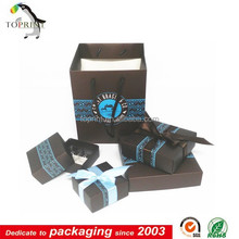 Custom Packaging Chocolate Box With Paper Divider Supplier