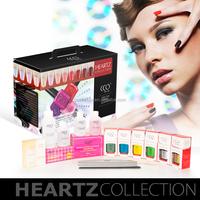 The CCO Gel Nails Kit Uv Gel Nail Salon Kit gel nail polish starter kit