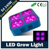84x3W leds Red Blue LED Plant Grow Light Panel Hydroponic Lamp For Veg/fruit