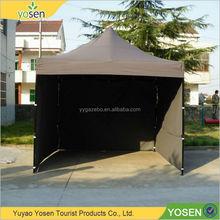 Custom outdoor gazebo tent with curtain