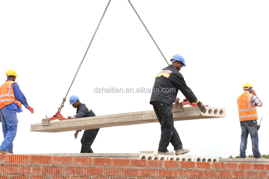 Concrete Slab Lifting : Lifting clamps for concrete slab of wall