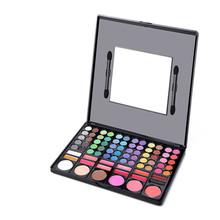 2015 hot sale eye makeup tips 78 colors palette