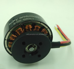 New brushless multi-axis motor 4006 680KV/950KV 12v electric motor for bicycle