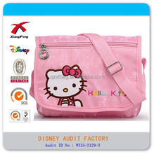 2015 Hello kitty child school bag girl backpack