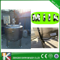 150L water cooling small htst tubular milk pasteurizer