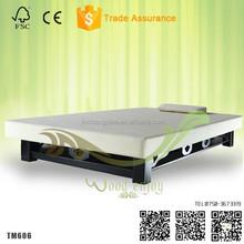 Wood Thai Low Height Massage Table TM606, Thai Massage Bed
