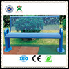 Hot sale stainless steel bench chair outdoor commercial stainless steel bench best stainless steel park bench QX-145E