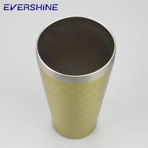 Tasse de tervis acrylique skinny isolée de haute qualité